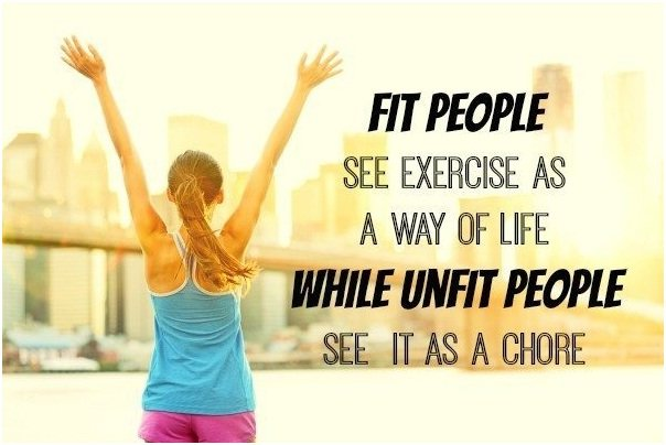 fit people