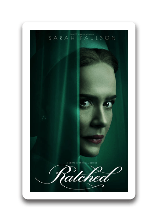 Sarah Paulson S Web Series Ratched Streams On Netflix From 18 Sep Daily Movie Mania