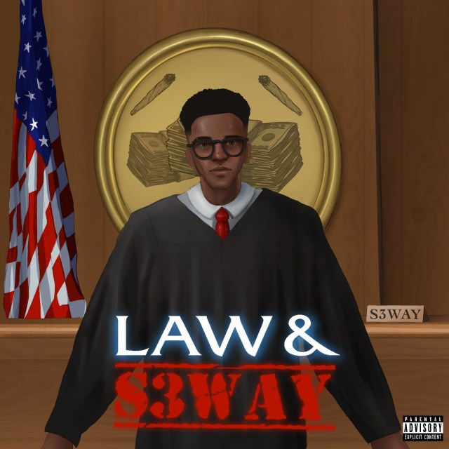 """Established Hip Hop Artist S3WAY is Set to Release His Much Anticipated Single """"Law and S3WAY"""""""