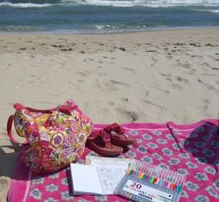 beachcoloringvera