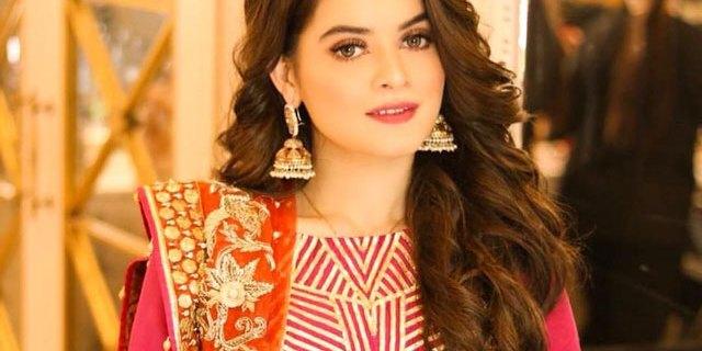 اداکارہ منال خان