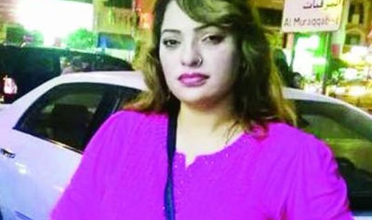 گلوکارہ نرمل شاہ