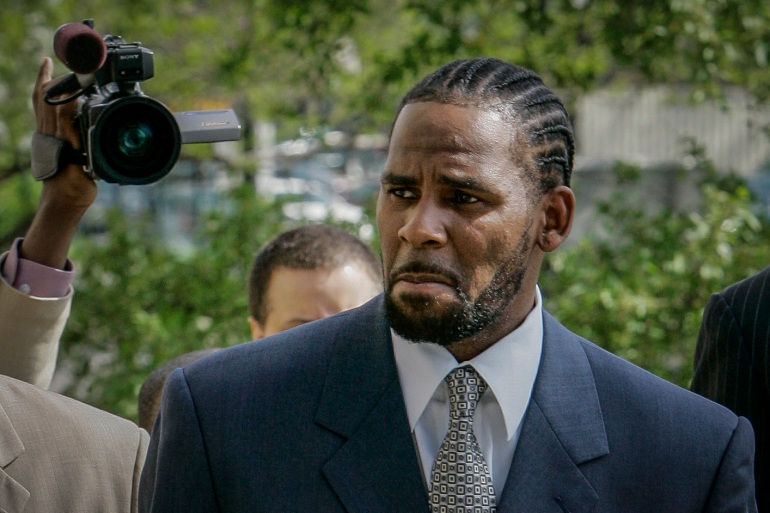 R&B superstar R. Kelly convicted in sex trafficking trial