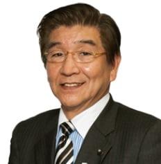 川井重勇(しげお)都議会議長と...