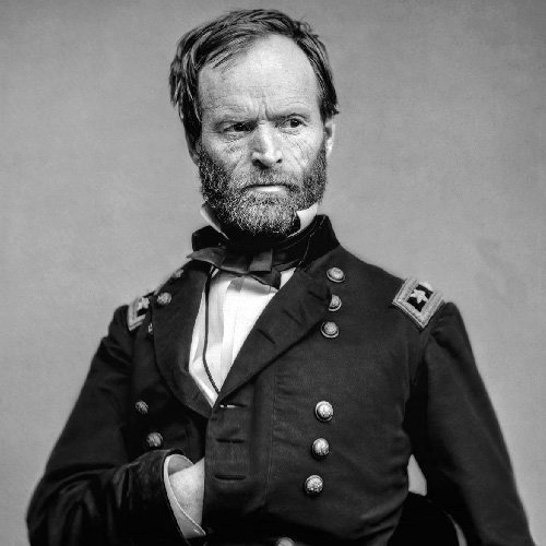 William T Sherman
