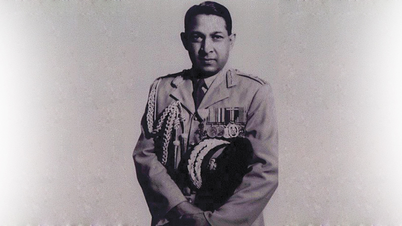 Major-General Anton  Muttukumaru