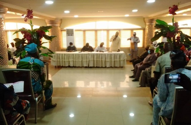 2023: PDP begins Southwest reconciliation, meets Ogun leaders