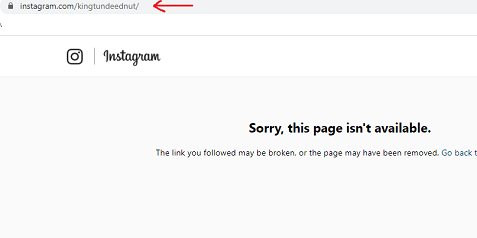 Again, Instagram takes down Tunde Ednut's second account