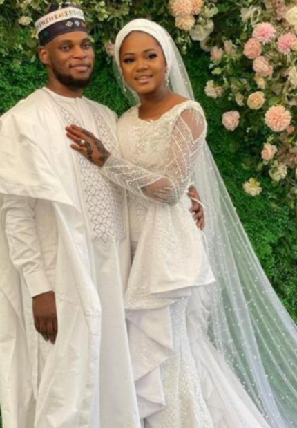Atiku Abubakar's son, Ahmed ties the knot with fiancee