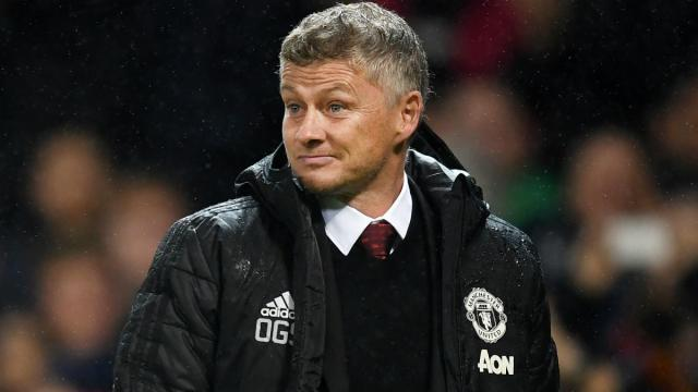 EPL: Solskjaer reveals what he did to Man Utd players during half time of 1-0 win at Burnley