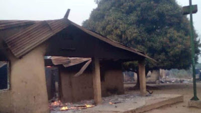 Igangan people impose curfew on themselves over fear of reprisal attacks after eviction of Seriki Fulani