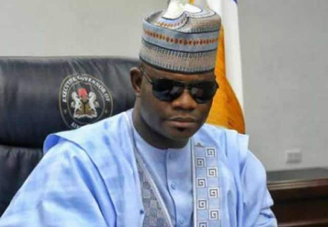 Kogi guber: Appeal Court rules in suit challenging Yahaya Bello's election
