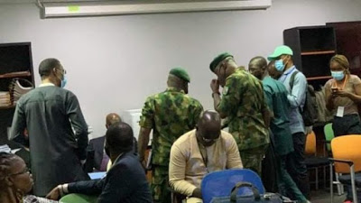 Lekki shootings: Army withdraws from Lagos panel