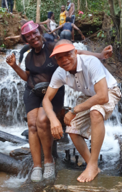 Meet Nigerian couple in their 70s who can pass for 50s