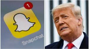 Snapchat joins the trend, bans Donald Trump