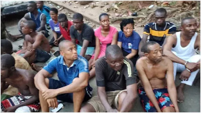 20 IPOB members arrested over death of civilians, soldiers in Orlu
