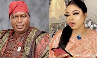 Bobrisky should leave Nigeria if he wants to continue with his way of life – NCAC Director, Runsewe comes for Bob again