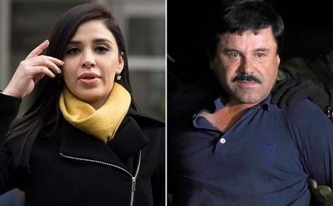 El Chapo's wife, Emma Coronel busted for drug trafficking