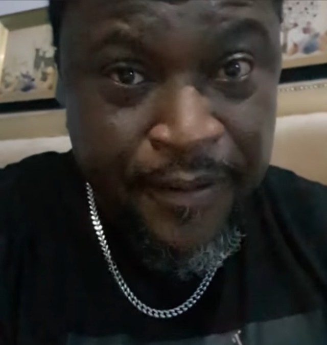 Femi Branch calls out Ogun hotel with cameras in bedrooms