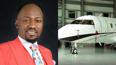 I bought my third Jet during covid-19 pandemic – Apostle Suleman boasts