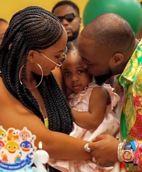 I have no baby daddy problem – Davido's second babymama, Amanda says