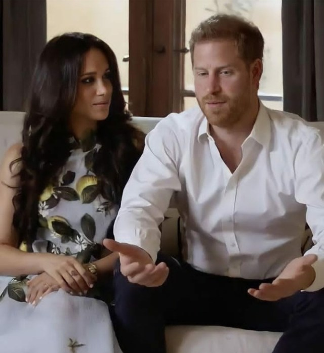Prince Harry and Meghan make first appearance after announcing pregnancy