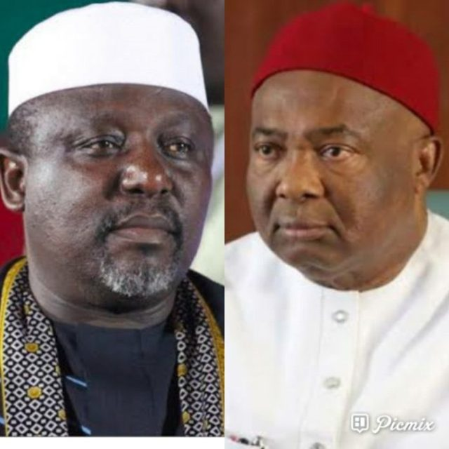 Your Attack On Me Has Open An Ugly Chapter In Imo State Politics – Rochas Tells Uzodinma