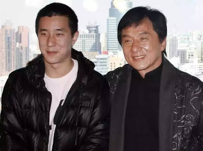 Jackie Chan to donate entire fortune to charity, leave his son nothing