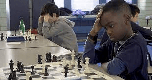 10-year-old Nigerian refugee, Tani Adewumi becomes a Chess National Master in US