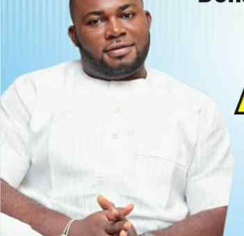 Dare Alebiosu: I Can't Be Stopped, My Desire is to Transform Ijebu-Ode Local Government