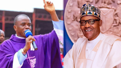 Go ahead and report me to Pope, Mbaka tells APC