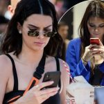 Kendall Jenner is 'not proud' to admit she is addicted to social media
