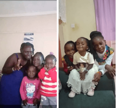 Photos: Police officer loses her 3 children, nanny in house fire
