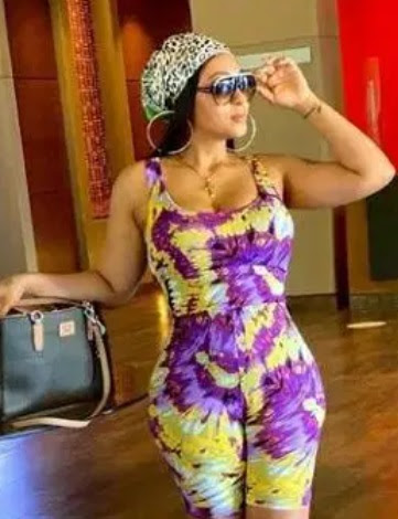 Rosy Meurer Shades those criticizing her for stepping out with Churchill