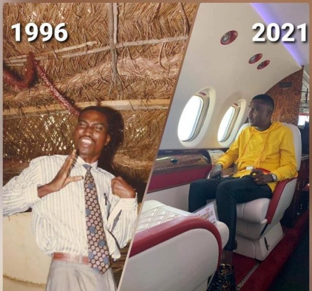 Another Nigerian Pastor Korede Komaiya acquires a jet