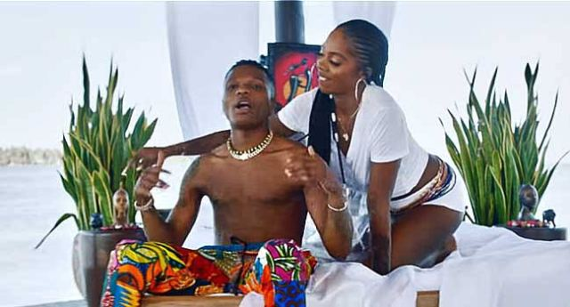 Wizkid Dragged into Tiwa Savage, Seyi Shay's Public Fight *dating alleged