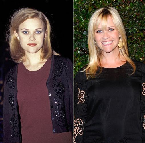 Reese Witherspoon Hình ảnh các ngôi sao - ngày ấy và bây giờ wu153