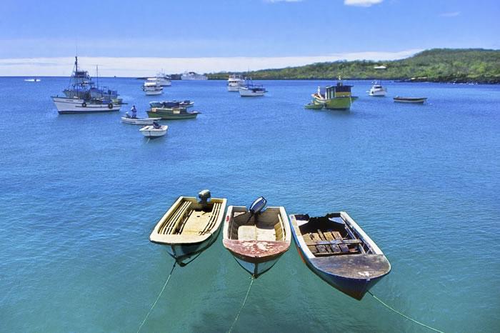 Puerto Ayora, Galapagos
