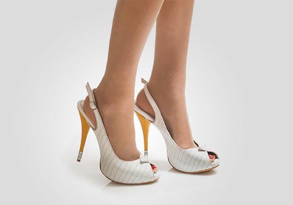 Lady Gaga Shoes Too High
