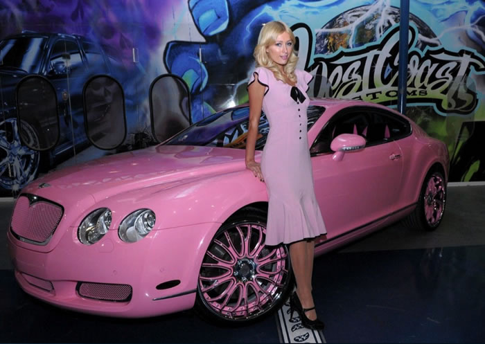 Top 10 Most Expensive Sports Cars Owned By Celebrities 2