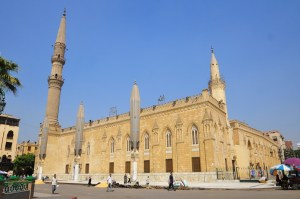 Al Hussein Mosque at Al Azhar Hassan Ibrahim