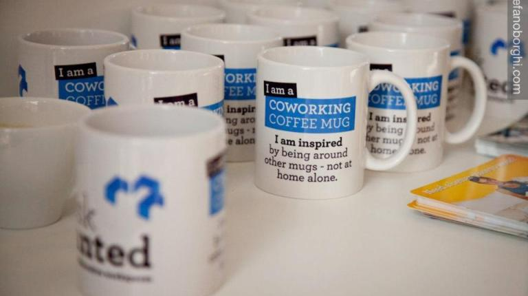 Coworking is more than just sharing a space Stefano Borghi