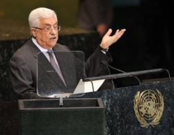 Mahmoud Abbas, president of the Palestinian Authority, speaks during the 67th session of the UN General Assembly. (AFP / FILE PHOTO / STAND HIONDA)