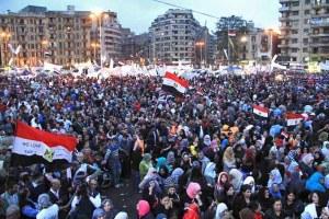 Revolutionary groups are calling for escalating opposition against President Mohamed Morsy (File photo) Mohamed Omar