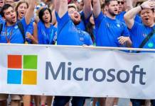 Microsoft is spying over its Employees