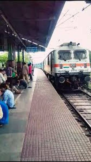 Passenger train from Asansol division started today