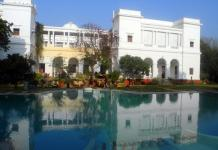 Shooting Inside Pataudi Palace For The First Time