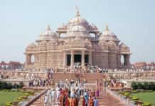 The Prosperity Of Hinduism In Prosperous Dubai, Hindu Temple To Be Inaugurated In Diwali 2021