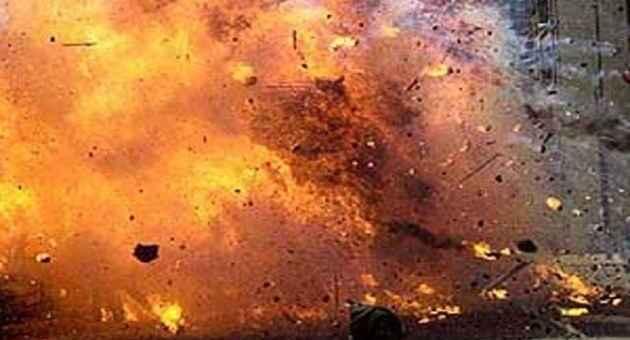 پاکستان کا شہر ایک بار پھر دھماکے سے گونج اٹھا