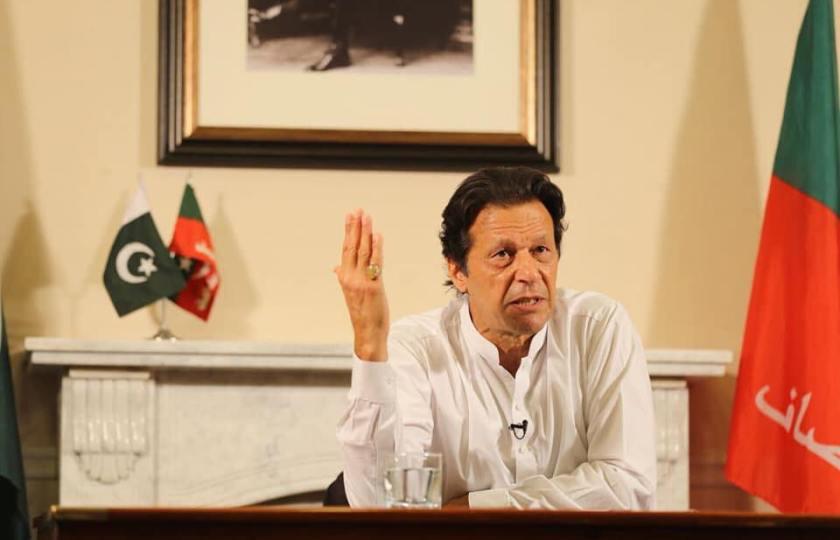 دھاندلی کا شور مچانے والے جو حلقہ کہتے ہیں کھولنے کو تیار ہوں: عمران خان